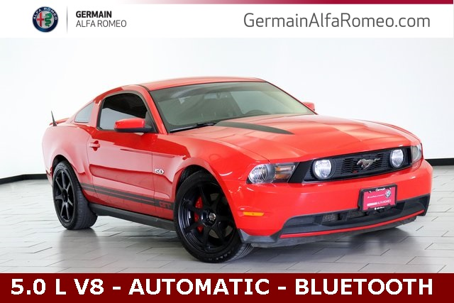 Pre-Owned 2011 Ford Mustang GT