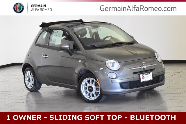 Pre-Owned 2012 FIAT 500c Pop