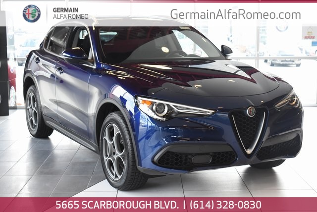 New 2018 Alfa Romeo Stelvio Base